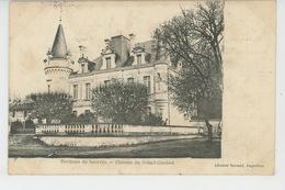 SAINTES (environs) - Château Du GRAND COUDRET - Saintes