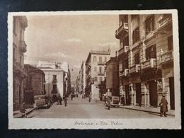 CARTOLINA ANTICA-SALERNO-VIA VELIA-'900 - Cartoline