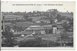 LA CHAPELLE SOUS DUN - Vue Générale Des Mines - Autres Communes