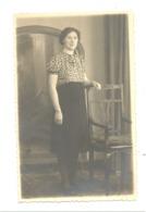 Photo Carte ,d'une épouse, Envoyée à Son Mari Prisonnier En Allemagne Stalag VIII A Guerre 40/45 - ANS (b253) - War 1939-45