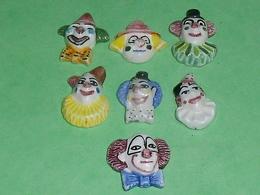 Fèves / Lot : Les Clowns  MH  TB6 - Personnages