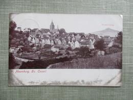 CPA ALLEMAGNE NAUMBURG BZ CASSEL KASSEL WEIDELSBURG - Kassel