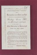 RAYMOND MAETS: PRIESTER-1904-GIERLE-LEUVEN- BOOISCHOT- BIJ-HEIST-OP-DEN-BERG- - Esquela