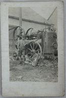 Carte Postale - Métier D'autrefois - Machine à Vapeur MEY - France