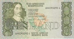SOUTH AFRICAN  --  10 RAND  - AH4093290 C - Sudafrica