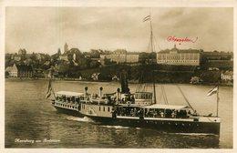 BATEAU FERRIE(SUISSE) MEERSBURG - Transbordadores