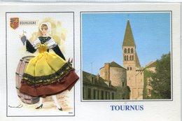 TOURNUS  -robe Tissu - Autres Communes