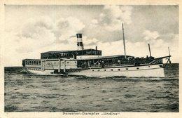 BATEAU FERRIE(UDINE) - Transbordadores