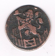 DUIT  1780  HOLLANDIA NEDERLAND /5844/ - [ 1] …-1795 : Période Ancienne