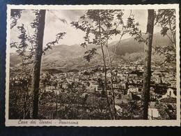 CARTOLINA ANTICA-CAVA DEI TIRRENI-SALERNO-PANORAMA-'900 - Cartoline