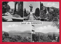 CARTOLINA VG ITALIA - Saluti Da DAGNENTE - Vedutine Multivue - 10 X 15 - 196? - Saluti Da.../ Gruss Aus...