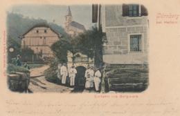 AK - Salzburg - Dürnberg Bei Hallein - Einfahrt Ins Bergwerk - 1903 - Andere