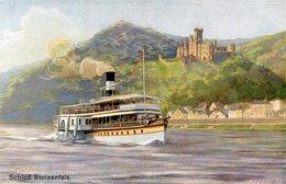 BATEAU FERRIE(SCLOB STOLZENFELS) - Ferries