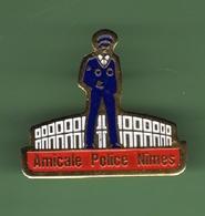 POLICE *** AMICALE POLICE NIMES *** N°2 *** 1037 - Police