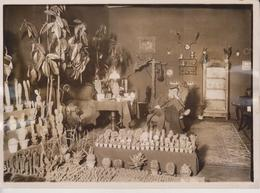 BERLIN AUTUMN FLOWER SHOW FUNKHAUS RADIO HALL  +- 18*13CM  Fonds Victor FORBIN (1864-1947) - Fotos