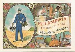 POSTAL A562: El Lampista - Postales
