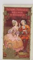 Calendrier De 1912, Petit Format. Belgique. - Calendriers
