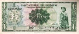 Paraguay 1 Guarani, P-193b (L.1952) - UNC - Paraguay