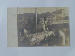 K.U.K. Kriegsmarine Marine Pola Foto Photo SMS 334 1913 - Warships