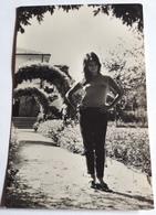 "SOPHIA LOREN - ""Pressfoto Praha 1965"" # Altes Sammelbild / Vintage Photo-Karte # [19-49] - Foto"