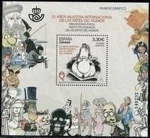 2018-ED. 5227 H.B. 25 Años Muestra Internacional De Las Artes Del Humor. Humor Gráfico -NUEVO - 2011-... Nuovi & Linguelle