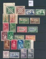NEW ZEALAND, 1943-54  14 Sets Unmounted Mint (MNH) - Ongebruikt