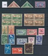 NEW ZEALAND, 1943-60  14 Sets Unmounted Mint (MNH) - Ongebruikt