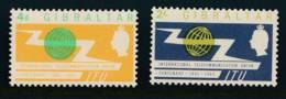 GIBRALTAR, 1965 ITU Unmounted Mint (MNH), Cat £7.5 - Gibraltar