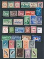 NEW ZEALAND, 1955-61  17 Sets Unmounted Mint (MNH) - Ongebruikt