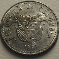 1991 - Colombie - Colombia - 50 PESOS - KM 283.1 - Kolumbien