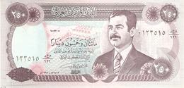 IRAQ  --  250 DINARS  ( Unc ) - Iraq