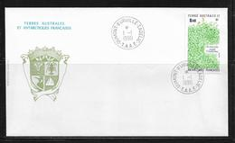 T.A.A.F.  ( TA9 - 6 ) 1990  N° YVERT ET TELLIER  N° 154 - French Southern And Antarctic Territories (TAAF)