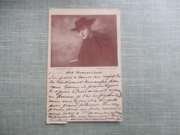 CPA ILLUSTREE PORTRAIT DE HANSI L.HORNECKER - Autres Illustrateurs