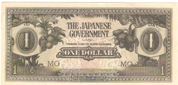 JAPON  --  ONE DOLLAR --  THE JAPANESE GOVERNMENT - - Japon