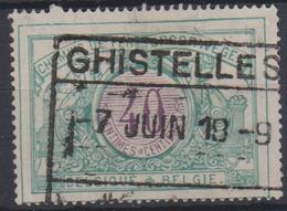 CF34 Obli GHISTELLES - 1895-1913