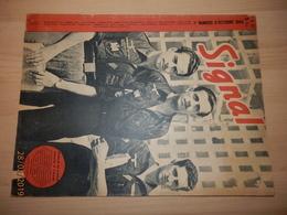 Revue SIGNAL  Numéro 19 D'octobre 1943 - 1939-45