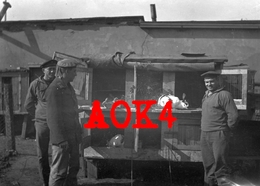 Marinekorps Flandern Noordzee Oostende Nieuwpoort Westende 1915 1916 1917 1918 Konijnen Lapins - Weltkrieg 1914-18