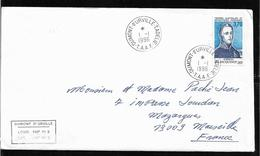 T.A.A.F.  ( TA9 - 22 ) 1996  N° YVERT ET TELLIER  N° 207 - French Southern And Antarctic Territories (TAAF)