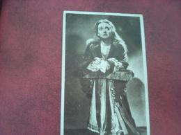 Unused Postcard From Romania, Bette Davis - Romania