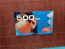 Prepaidcard Algeria Used Rare - Algeria