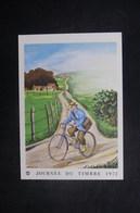 POSTE - Carte Postale - Facteur - Carte Postale De La Journée Du Timbre De 1972  - L 37738 - Post