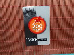 Prepaidcard Algeria 200 Dinars Used Rare - Algerien