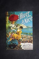 """FRANCE - Carte Postale - Nice - Reproduction D'une Affiche """"L'hiver à Nice """" - L 37741 - Nice"""