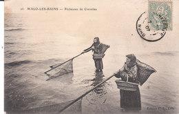 CPA MALO-LES-BAINS (59) PÊCHEUSES DE CREVETTES - Malo Les Bains