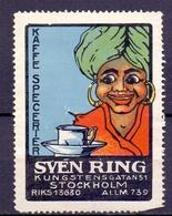 CINDERELLA ERINOFILO CAFFE SVEN RING (GIUGN19C00016) - Erinnofilia