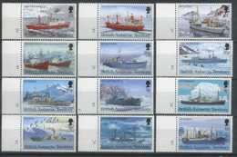 British Antarctic Territory (BAT) 1993 Transport, Ships MNH - British Antarctic Territory  (BAT)