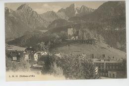 SUISSE -  VAUD - CHATEAU D'OEX - VD Vaud