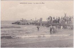 11. GRUISSAN. La Jetée à La Mer - Sonstige Gemeinden