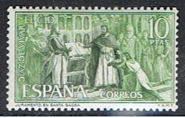 (E 305) ESPAÑA // YVERT 1112 // EDIFIL 1447 // 1962   NEUF - 1931-Aujourd'hui: II. République - ....Juan Carlos I