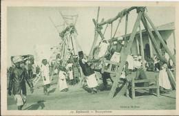 Djibouti  Escarpolettes - Gibuti